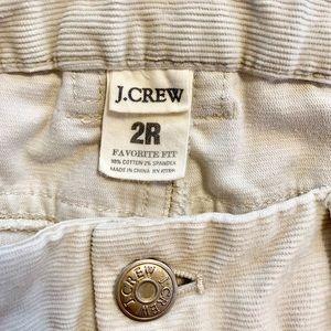 J. Crew Favorite-Fit Stretch Vintage Bootcut Cord